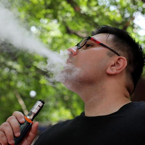 South Korea finds some liquid e-cigarette products have ingredient linked to lung illness