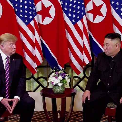 The Year in Pictures – February: US-North Korea Summit in Hanoi