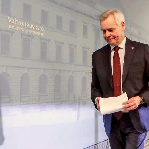 Finland's Prime Minister resigns after strike brings country to standstill