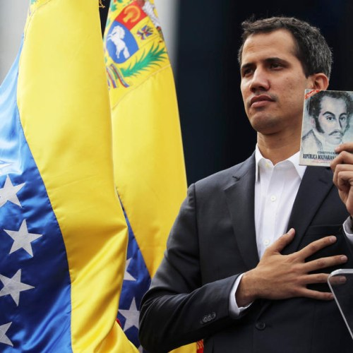 The Year in Pictures – January: Guaido declares himself Venezuelan interim president