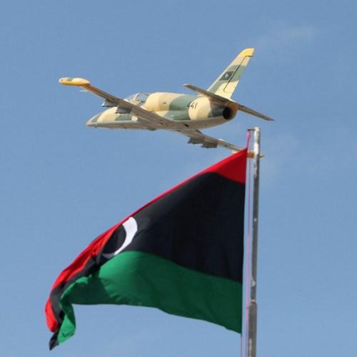 20 Haftar fighters killed airstrikes in Tripoli
