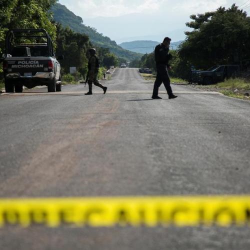 At least 14 dead in Mexico gunbattle near Texas border