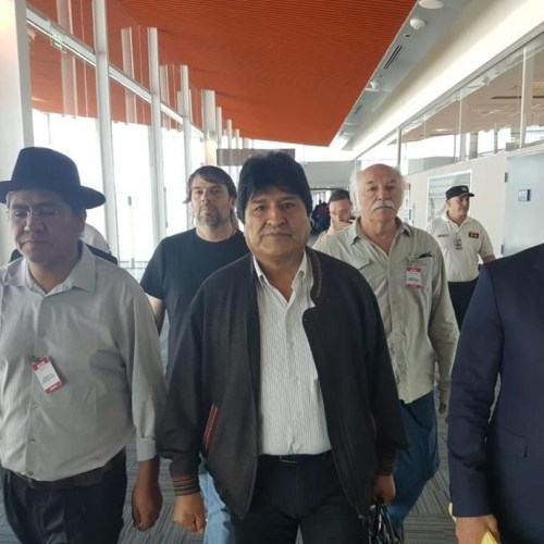 Arrest warrant to be issued against ex Bolivian President Morales
