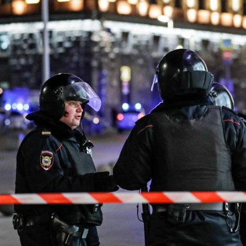 Three persons shot dead in front of Russia's Federal Security Service FSB