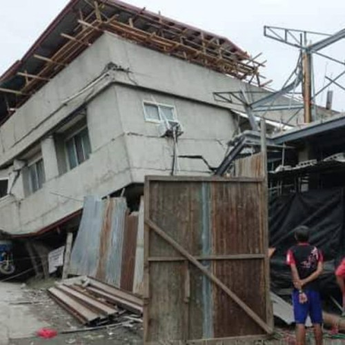 UPDATED: Strong earthquake strikes Philippines, causes damage and possible victims