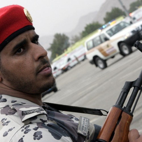 Saudi forces kill two 'terrorists' in shoot-out