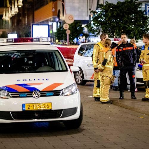 Dutch police arrest suspect in The Hague stabbing