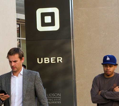 Los Angeles may force Uber to use electric vehicles