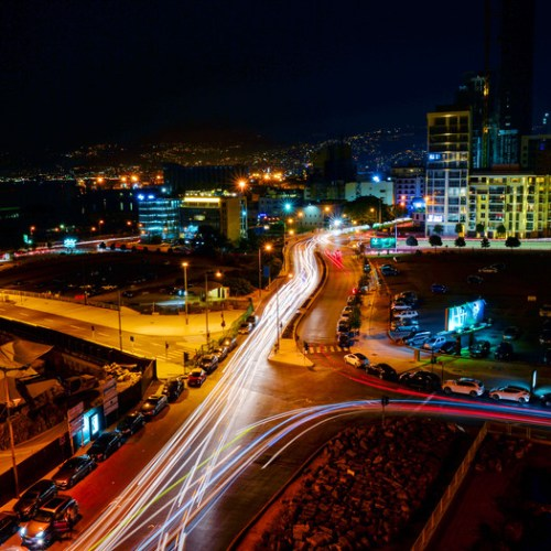 EPA's Eye in the Sky: Beirut, Lebanon
