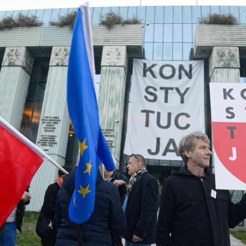 EU top court says Polish judges have right to appeal nominations