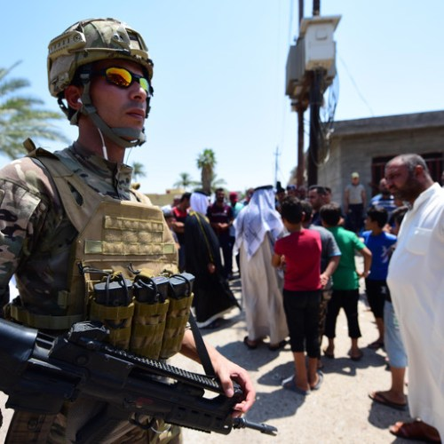 US ambassador to Iraq and other staff evacuated from Baghdad's embassy for safety reasons