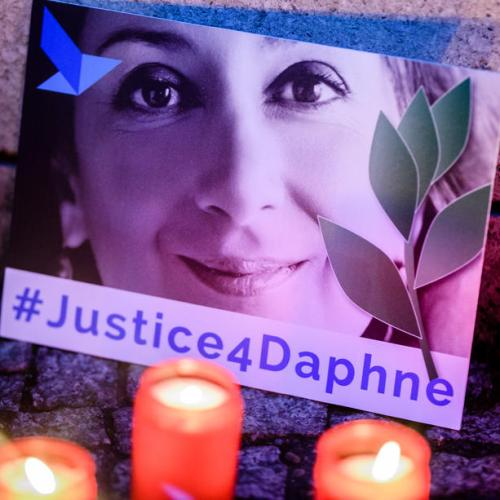 Reporters Without Borders files complaint in France in connection with Daphne Caruana Galizia's murder