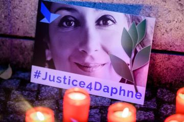 Call for entries for Daphne Caruana Galizia prize launched