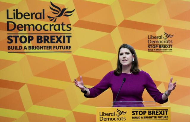 Liberal Democrats election campaign