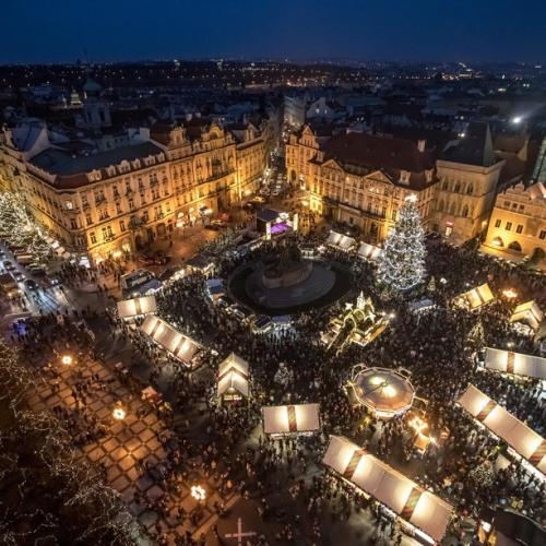 EPA's Eye in the Sky: Prague, Czech Republic