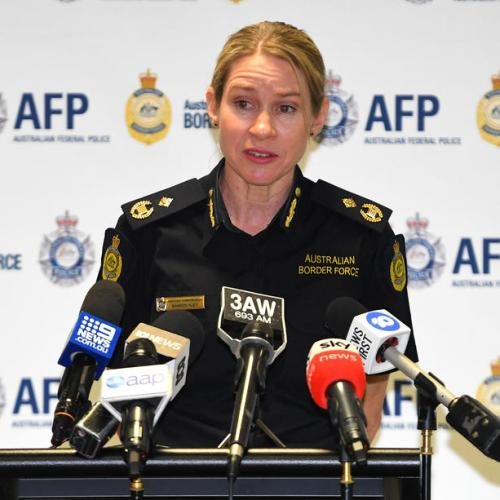Two customs agents charged over Australia's largest crystal meth seizure, Among arrested persons two with Maltese surnames
