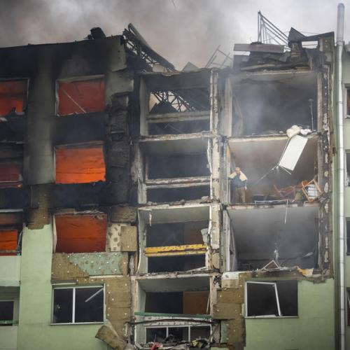 Seven die as gas explodes in Slovak block of apartments