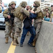 Anti-government protests in Lebanon