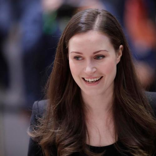Sanna Marin – Finland's 34 year old new Prime Minister