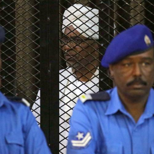 Former Sudanese President al-Bashir sentenced for two two years on corruption charges