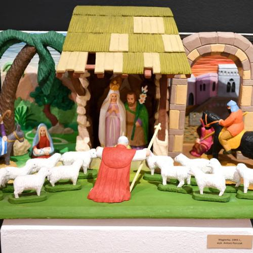 Photo Story: Christmas cribs exhibition in Rzeszow, Poland