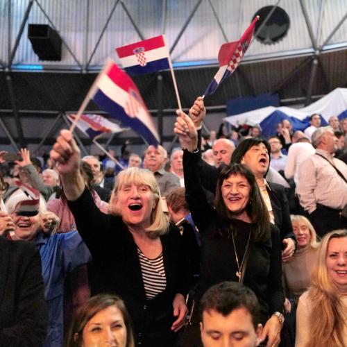 Croatia votes to elect President