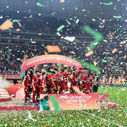 Photo Gallery – Liverpool ends 2019 as World Champions after winning FIFA Club World Cup