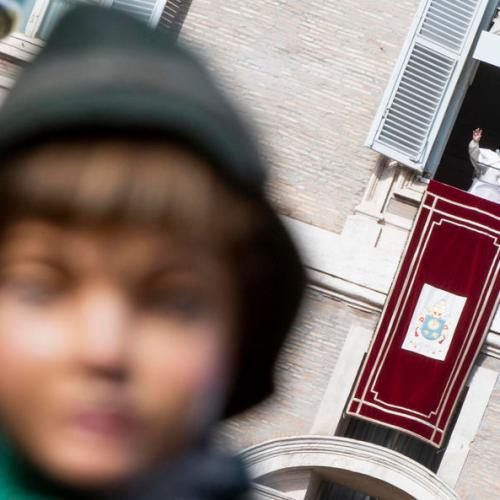 Pope Francis Urbi et Orbi Christmas message