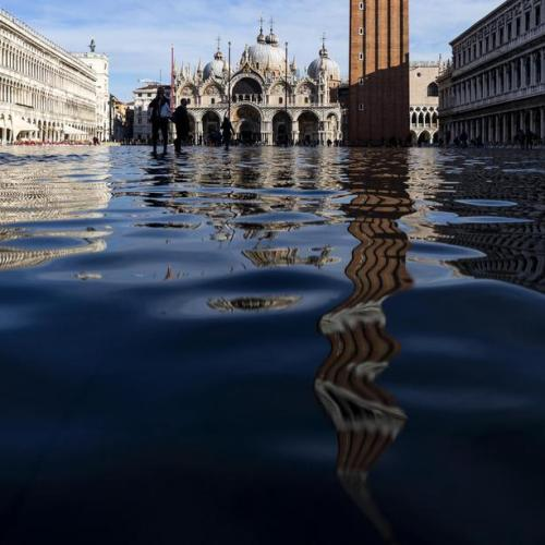 'Acqua Alta' hits again Venice