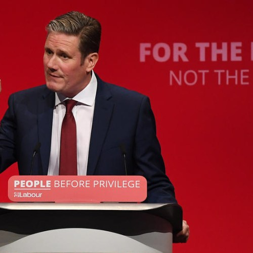 British Labour leadership: Sir Keir Starmer takes lead in race to replace Corbyn