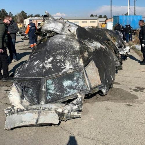 Iran plane crash: Missile struck underneath cockpit – Ukraine