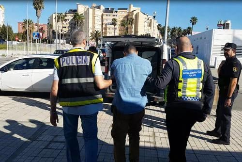 Over 40 arrests for smuggling Moroccan citizens to the EU