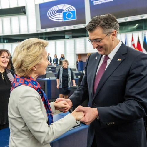 Croatian Presidency priorities discussed in the European Parliament