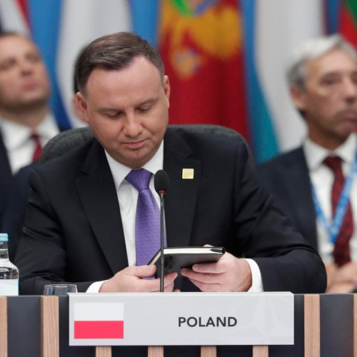 Poland and Russia bicker over WW2