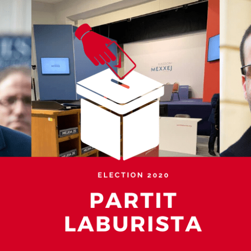 Malta: Labour Party Leadership race – Too close to call – 92.5% Turnout (Updated)