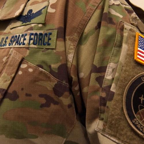 Photo Story: US Space Force unveils new service utility uniforms