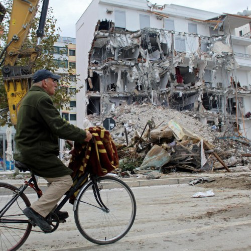 EU to host international donors' conference for Albania to help with reconstruction after earthquake