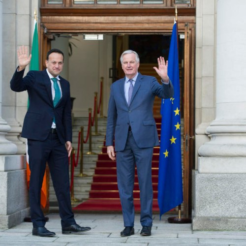 Irish Prime Minister believes EU will have upper hand in trade talks with UK