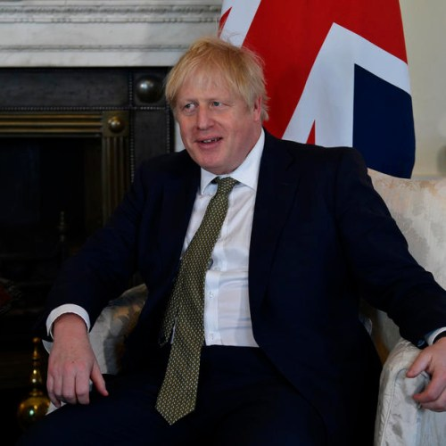 UK PM Johnson plans 'respectful' Brexit celebration