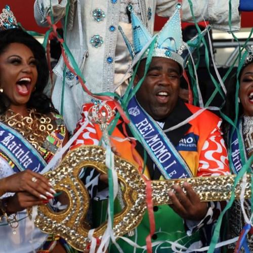 Photo Story: Pre-Carnival of Rio de Janeiro 2020