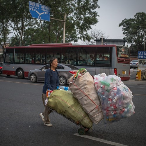China to ban plastic bags and other plastic items