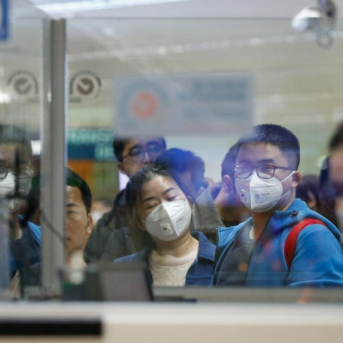 Warning that China virus outbreak could hurt oil prices
