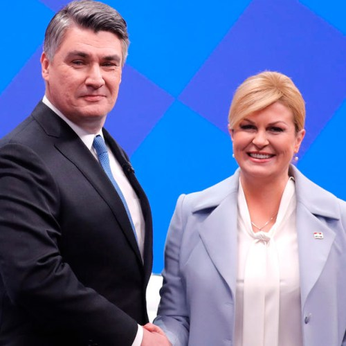 Croatia to elect new leader amid EU presidency (Update)