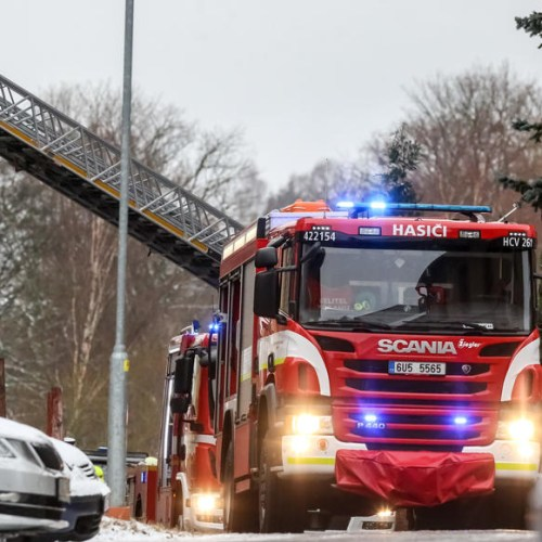 Eight killed in fire at home for disabled people in Czech Republic