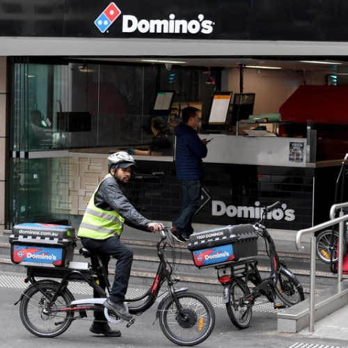 Domino's plans to open more than 800 pizzerias in Italy