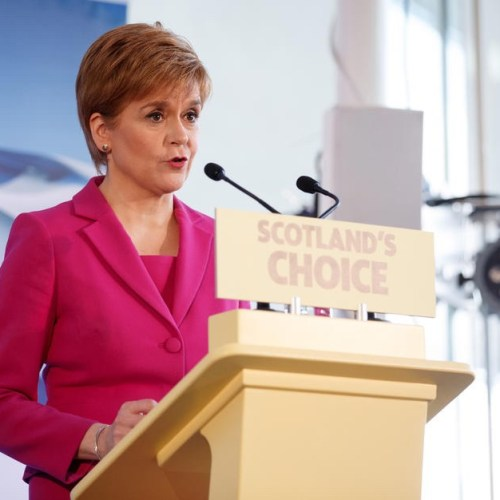 UK Government dismisses Sturgeon's call for a Post-Brexit Scottish VISA