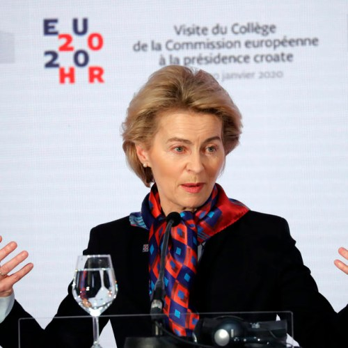 Von der Leyen: EU must keep promises to Albania and North Macedonia on accession