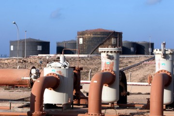 UPDATED: Libya oil leaks hitting output, NOC chief says