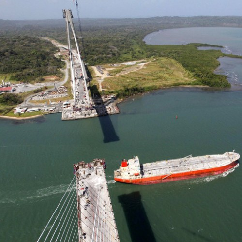 Panama Canal records 5th driest year in 7 decades