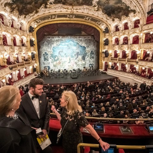 Photo Story: The re-opening of Prague's State Opera after reconstruction